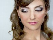 Свадебный макияж для карих глаз, фото 4