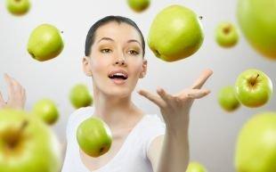 Легкий макияж для зеленых глаз, яркий макияж карих глаз