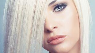 Легкий дневной макияж, макияж на каждый день для серых глаз