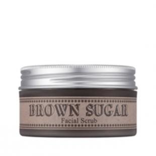 Мягкий скраб для лица, missha brown sugar facial scrub (объем 95 г)