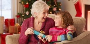 4 идеи хорошего подарка для бабушки на Новый год