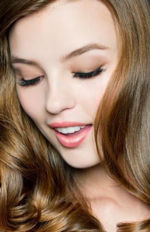 Легкий макияж для зеленых глаз, идеальный макияж на школьный выпускной
