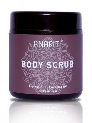 Скраб для тела с солью и маслом, anariti скраб для тела 1000гр