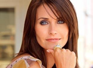 Макияж для круглых маленьких глаз, макияж для женщин 40 лет