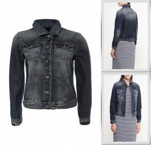 Серые куртки, куртка джинсовая sisley, весна-лето 2016