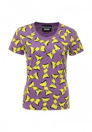 Разноцветные футболки, футболка boutique moschino, весна-лето 2016