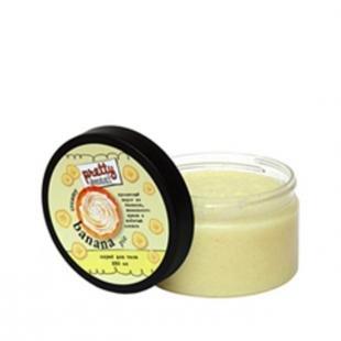 Скраб для тела из морской соли, tasha скраб для тела с ароматом бананового пирога (объем 250 мл)
