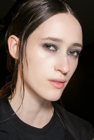 Макияж в рок стиле, гранжевый макияж