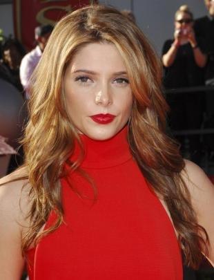 Голливудский макияж, идеальный макияж под красное платье