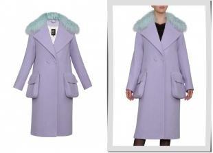 Фиолетовые пальто, пальто anastasya barsukova,