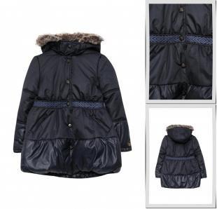 Серые куртки, куртка утепленная catimini, осень-зима 2016/2017