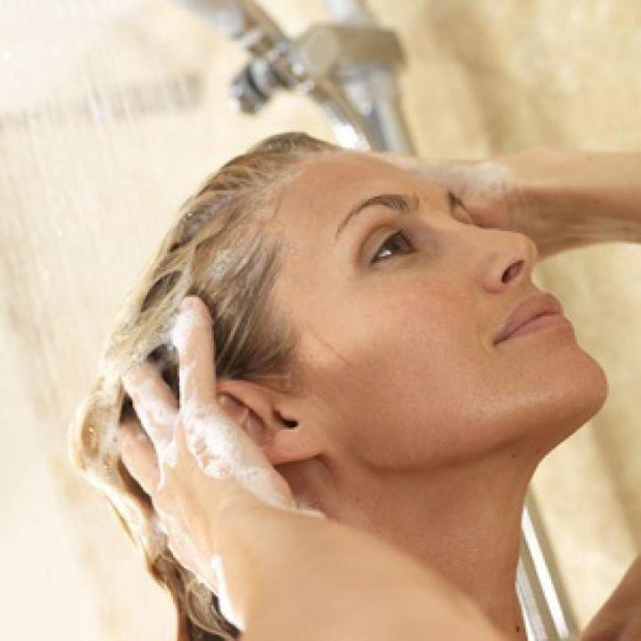 СПА/SPA процедуры для волос - мытье волос